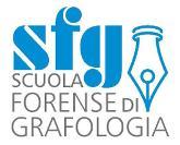 E-Learning Scuola Forense di Grafologia Logo